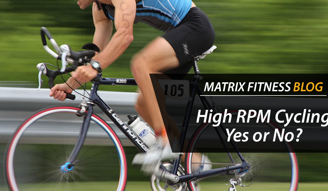High RPM Spinning – Yes it IS the way to go!