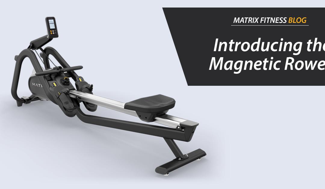 Matrix Re-Imagines the Indoor Rower