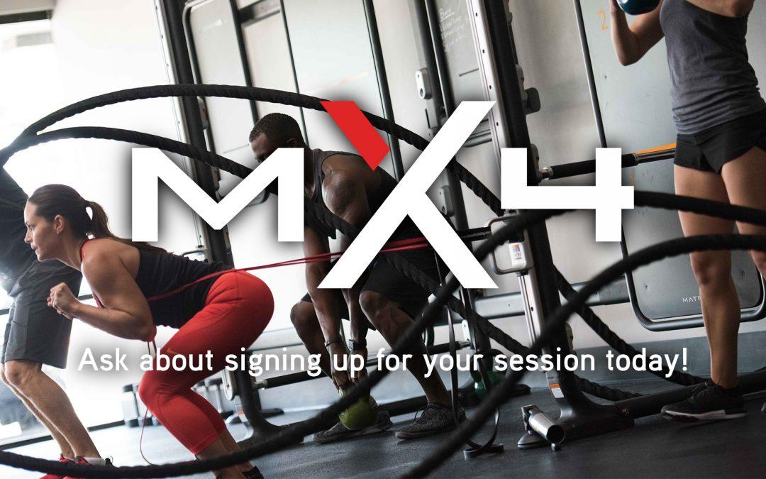 Exclusive MX4 Launch