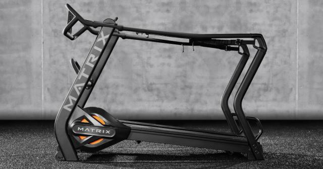 S-Drive Performance treadmill