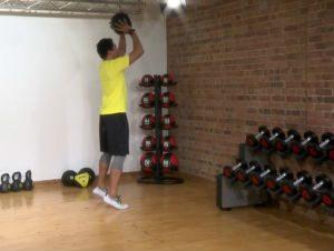 Medicine & Slam Balls