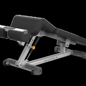 Matrix Adjustable Decline Bench- Magnum Series