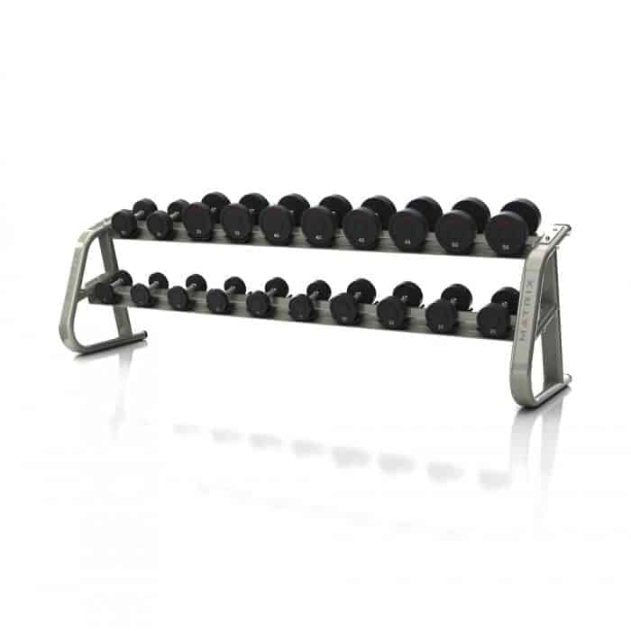 10-Pair Dumbbell Rack-
